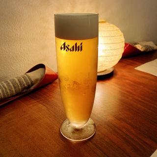 生ビール(SHIRU)