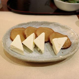 いぶりがっことクリームチーズ(SHIRU)