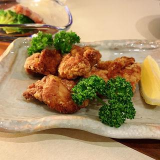 鶏の唐揚(SHIRU)