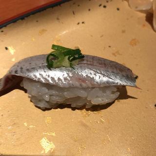 イワシ(英鮨 上野店 )
