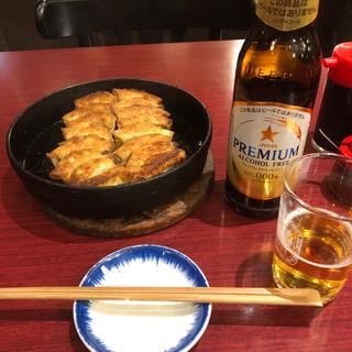 鉄なべ餃子(一人前8個)(小倉鉄なべ本店)