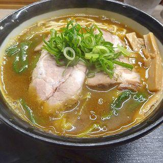 カレーらーめん(西天満 麺乃家)