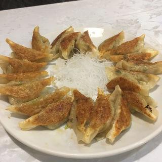 焼き餃子(夜来香 栄本店 (いえらいしゃん))