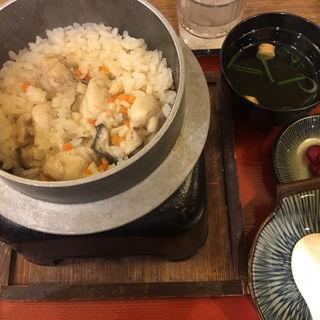 かき釜飯(祥風苑 花の里 )