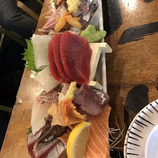 刺身盛り合わせ(タカマル鮮魚店 )