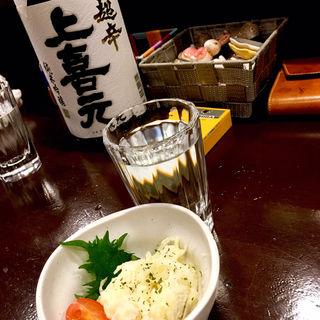 上喜元 純米吟醸 五百万石 完全発酵 超辛(日本酒と音楽の店エイジ)