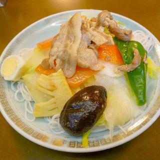 五目焼ビーフン(小盛)(ビーフン東 (ビーフンアズマ))
