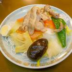 五目焼ビーフン(小盛)