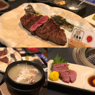 いちぼステーキ(100g)(吟味屋 西区新町店 )