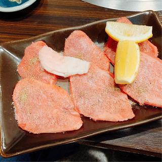 タン塩(焼肉の吉田 本店 (やきにくのよしだ))