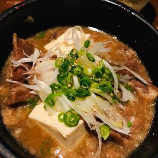 牛すじ煮込み(焼とりの八兵衛 天神店)