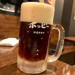 紹興酒×ホッピー