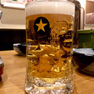 サッポロ黒ラベル 生ビール(ウエスト 舞松原店 )