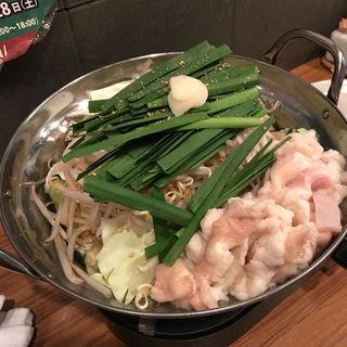 ホルモン鍋 1人前(ホルモン鍋やまちゃん )