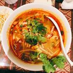 トムヤム麺