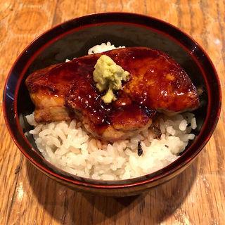 フォアグラ丼(十番右京 )