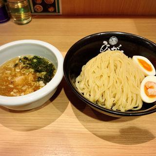 塩玉つけ麺(ひるがお 駒沢本店 )