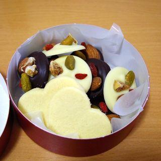 ショコラBOX(菓匠 松栄堂 SWEET FIELDS SHOEIDO  (ショウエイドウ))
