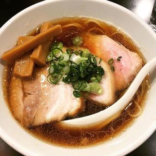 ちゃーしゅー中華そば(AKEBI)