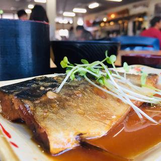 さばの味噌煮(寿司と魚料理魚々や )
