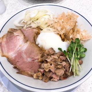 辛和え麺(らーめん鱗 江坂店)