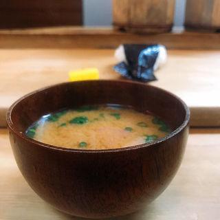 味噌汁(かにや 浜口店 )