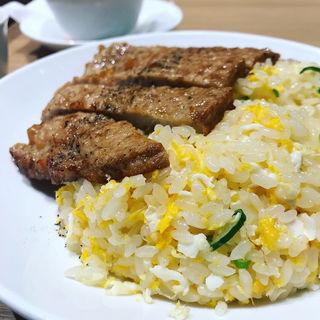 パイクー炒飯(鼎泰豐 新宿店 (ディンタイフォン))