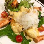 海老のチリマヨ(旬味旬菜 大和)