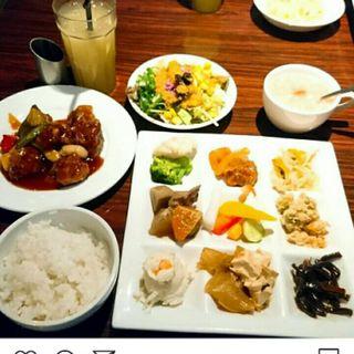 酢豚ランチ(HAKATA ONO)