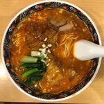 パイコー坦々麺(寿限無 坦々麺)