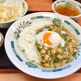 バジルチキンライス(日高屋 成増北口店 )