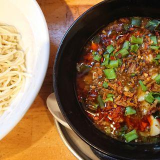 麻婆つけ麺(中華そば de 小松 (中華そば デ 小松))