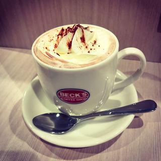 ココア(ベックスコーヒーショップ 亀有店 (BECK'S COFFEE SHOP))