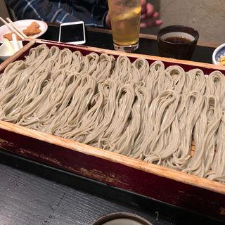 へぎ蕎麦(須坂屋そば 三軒茶屋店 (すざかや))