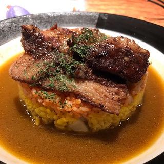 ビーフカレー(curry and rice幸正)