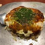 肉たま焼 そば(電光石火 宝町店 )