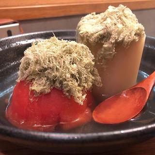 トマトおでん