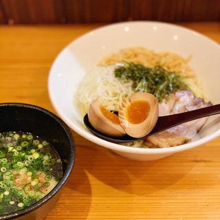 つけ麺-弐+煮玉子(麺や七福)