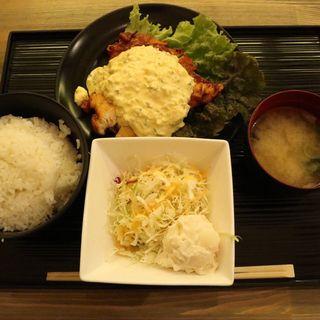 チキン南蛮定食(天然居酒屋ふうり)
