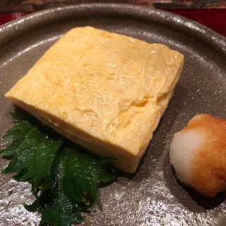 だし巻き卵(夕月 (ゆうづき))