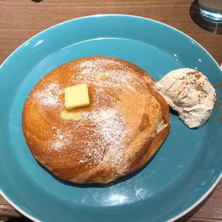 デンマークチーズパンケーキ