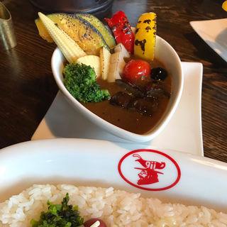 季節の野菜カレー(甘口中辛辛口)(gii (ギー))
