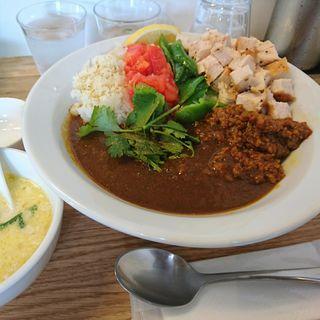 カレーキーマ(ブラウンオニオンカレーファクトリー (brown onion curry factory))