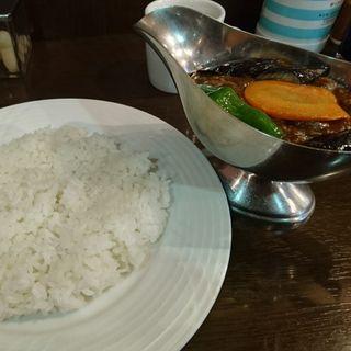 純野菜カリー