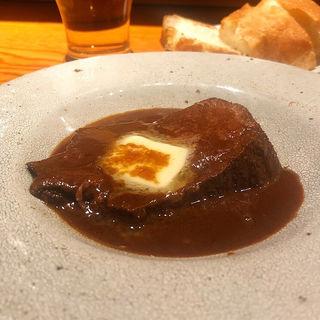 タンシチュー(京洛肉料理かなえ)