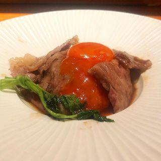 すき焼き(京洛肉料理かなえ)