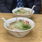 醤油ラーメン(らーめん 弥七 (らーめん やしち))