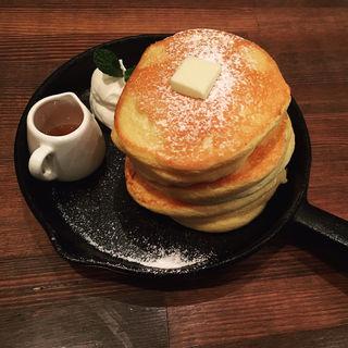 秘密のパンケーキ(モージョー)