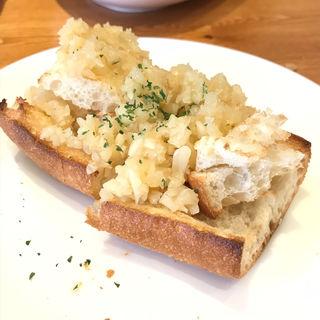 ガーリックトースト(ガーリック ガーリック(Garlic x Garlic Kitchen))