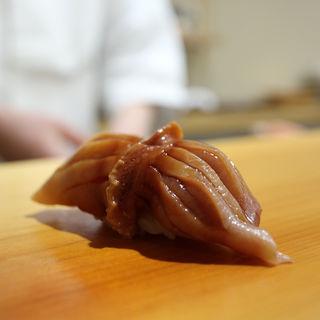 赤貝(鮨あらい )